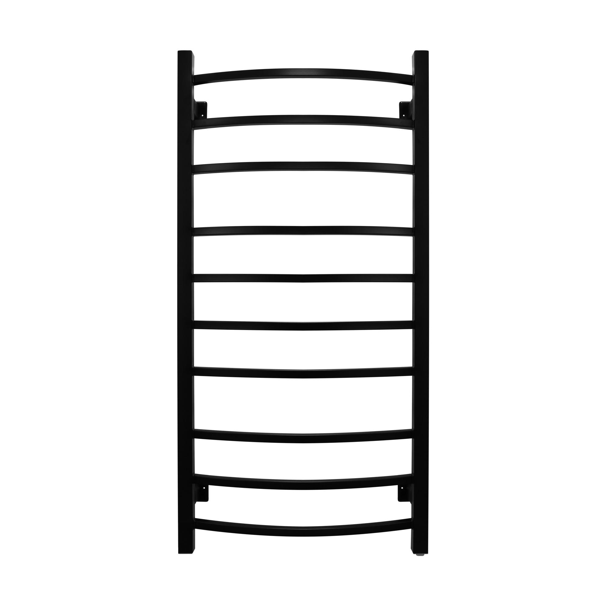 Полотенцесушитель Energy Grand 1000x500 черный матовый