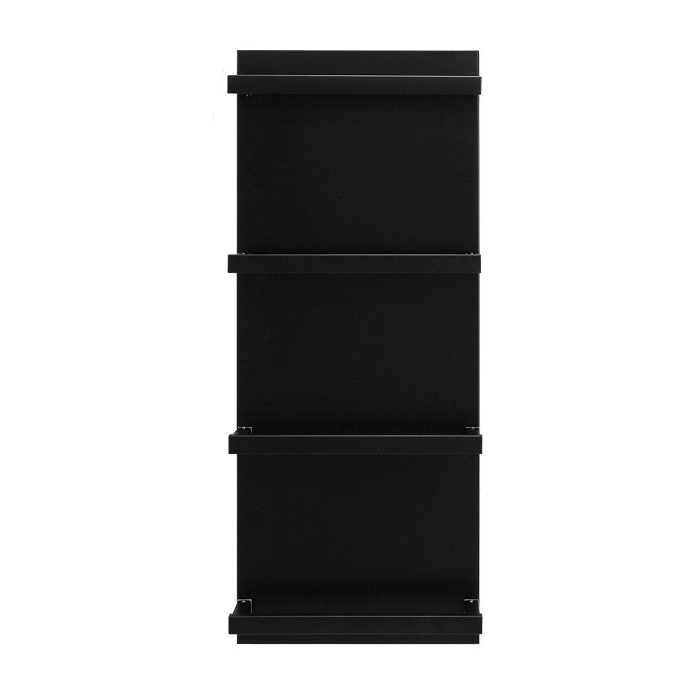 Полотенцесушитель Energy Mirror 1000x400 черный матовый